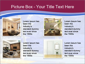 House in the mountain PowerPoint Template - Slide 14