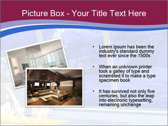 House in the mountain PowerPoint Template - Slide 20