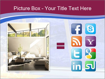 House in the mountain PowerPoint Template - Slide 21