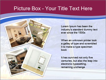 House in the mountain PowerPoint Template - Slide 23