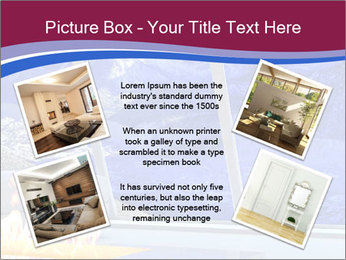 House in the mountain PowerPoint Template - Slide 24