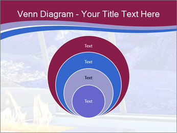 House in the mountain PowerPoint Template - Slide 34