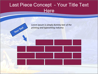 House in the mountain PowerPoint Template - Slide 46
