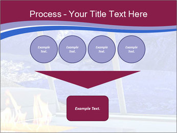 House in the mountain PowerPoint Template - Slide 93