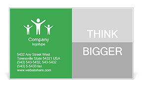 0000089888 Business Card Template