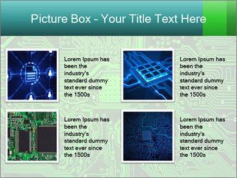 Computer board PowerPoint Template - Slide 14