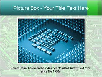 Computer board PowerPoint Template - Slide 15