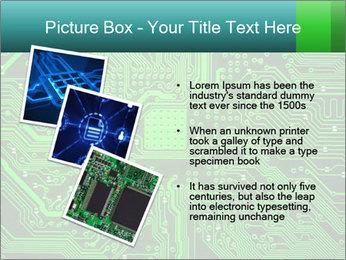 Computer board PowerPoint Template - Slide 17