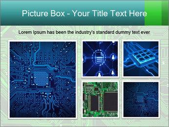 Computer board PowerPoint Template - Slide 19