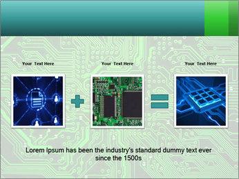 Computer board PowerPoint Template - Slide 22
