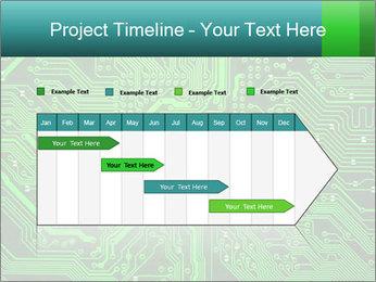 Computer board PowerPoint Template - Slide 25