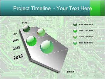 Computer board PowerPoint Template - Slide 26