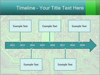 Computer board PowerPoint Template - Slide 28