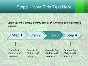 Computer board PowerPoint Template - Slide 4