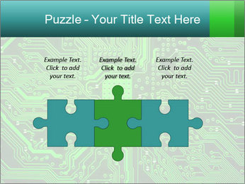 Computer board PowerPoint Template - Slide 42