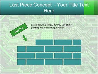 Computer board PowerPoint Template - Slide 46