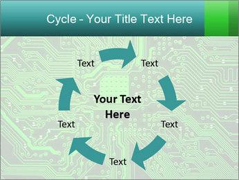 Computer board PowerPoint Template - Slide 62