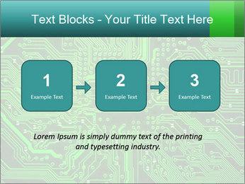 Computer board PowerPoint Template - Slide 71