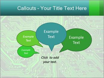 Computer board PowerPoint Template - Slide 73