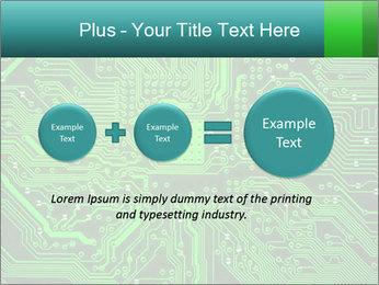 Computer board PowerPoint Template - Slide 75