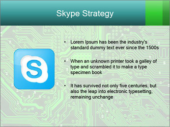 Computer board PowerPoint Template - Slide 8