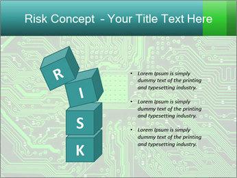 Computer board PowerPoint Template - Slide 81