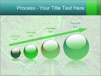 Computer board PowerPoint Template - Slide 87