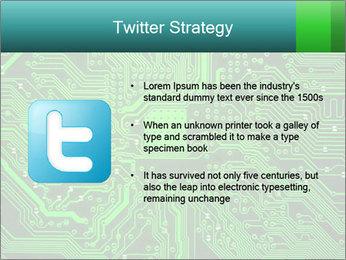 Computer board PowerPoint Template - Slide 9