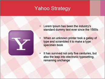 Tablecloth PowerPoint Template - Slide 11