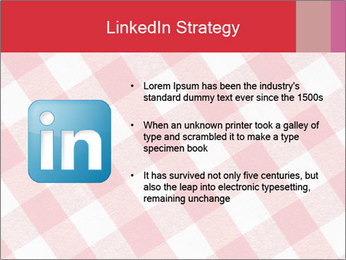 Tablecloth PowerPoint Template - Slide 12