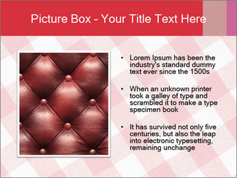 Tablecloth PowerPoint Template - Slide 13