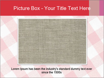 Tablecloth PowerPoint Template - Slide 15