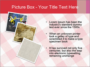 Tablecloth PowerPoint Template - Slide 17