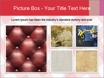 Tablecloth PowerPoint Template - Slide 19