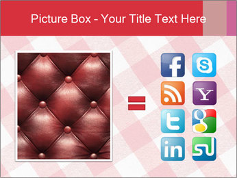 Tablecloth PowerPoint Template - Slide 21