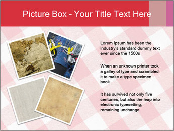 Tablecloth PowerPoint Template - Slide 23