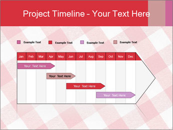 Tablecloth PowerPoint Template - Slide 25