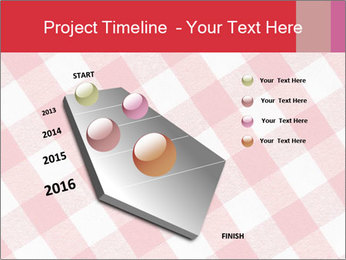 Tablecloth PowerPoint Template - Slide 26