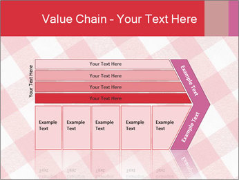 Tablecloth PowerPoint Template - Slide 27