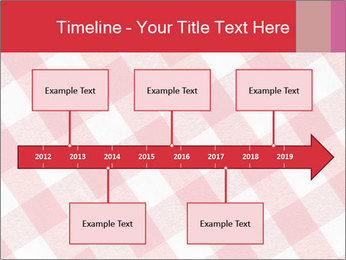 Tablecloth PowerPoint Template - Slide 28