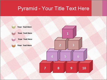 Tablecloth PowerPoint Template - Slide 31