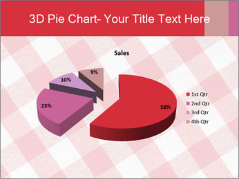 Tablecloth PowerPoint Template - Slide 35