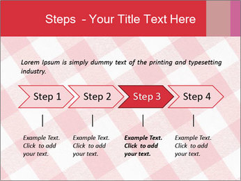 Tablecloth PowerPoint Template - Slide 4