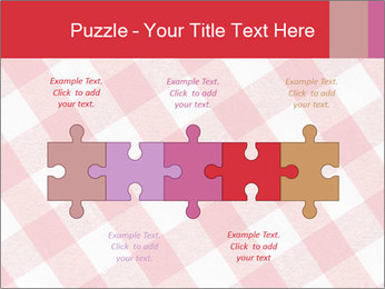 Tablecloth PowerPoint Template - Slide 41