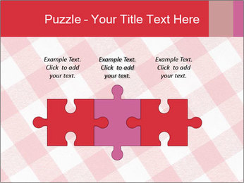 Tablecloth PowerPoint Template - Slide 42