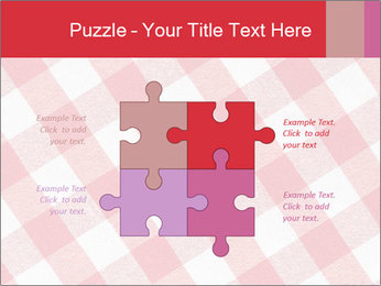 Tablecloth PowerPoint Template - Slide 43