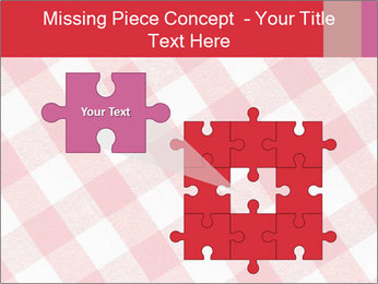 Tablecloth PowerPoint Template - Slide 45