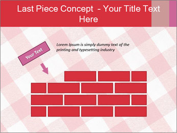 Tablecloth PowerPoint Template - Slide 46