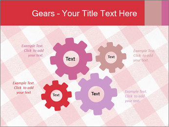 Tablecloth PowerPoint Template - Slide 47