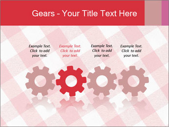 Tablecloth PowerPoint Template - Slide 48